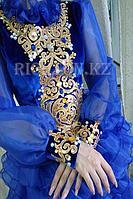 Казахские платья короткие танцевальные пошив.