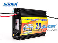 Зарядное устройство для автомобильного аккумулятора 12В, 20А