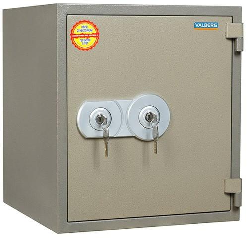Огнестойкий сейф VALBERG FRS-51 KL (490x430x430)