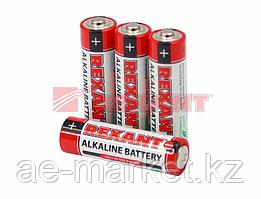 "Алкалиновая батарейка AA/LR6 ""REXANT"" 1, 5 V 2700 mAh"