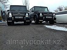 Аренда внедорожника Mercedes G-класс (Гелендваген)