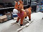 Детская лошадка качалка, фото 3