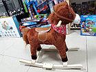 Детская лошадка качалка, фото 4