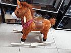 Детская лошадка качалка, фото 5