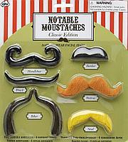 Накладные усы Notable Moustaches