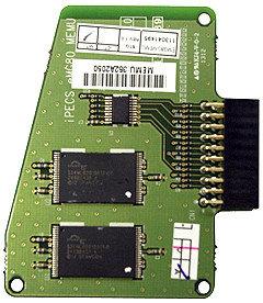 Модуль памяти голосовой почты eMG80-MEMU