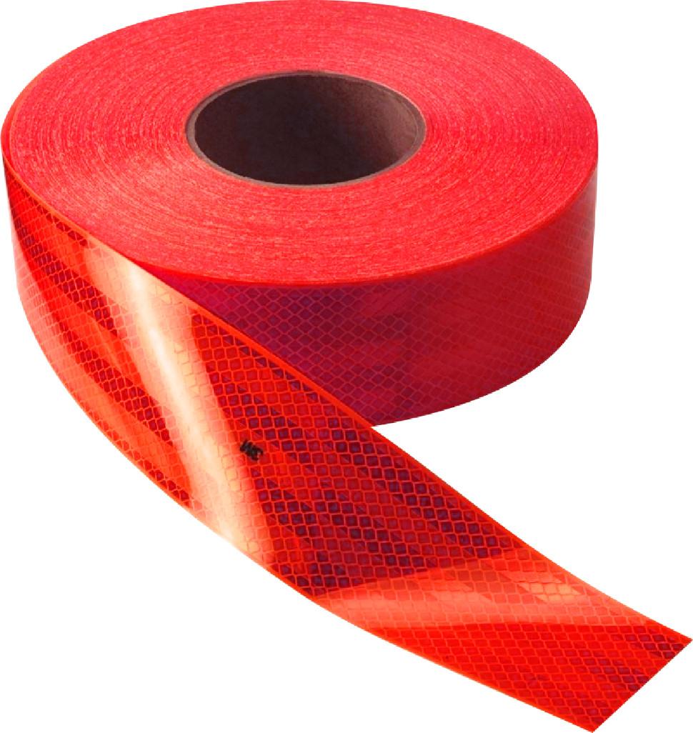 Светоотражающая лента 3M™ 983 для контурной маркировки (красная) 55mm*50m