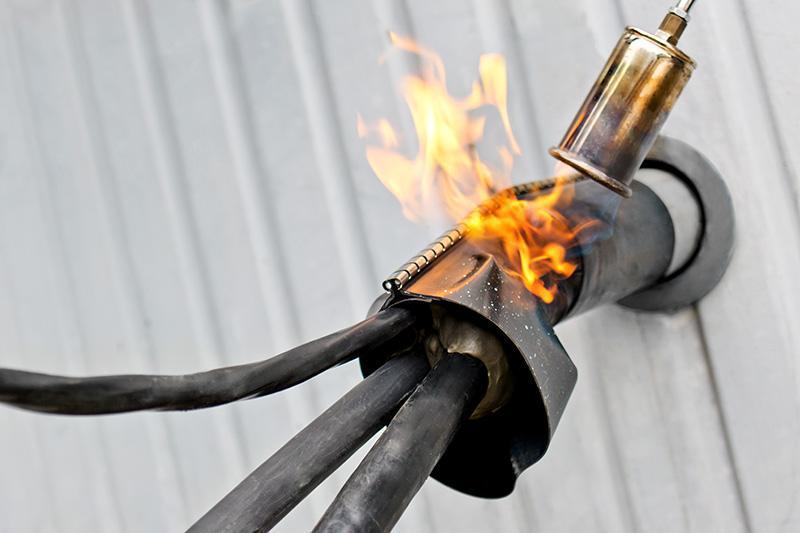 Ремонтные термоусаживаемые уплотнители кабельных проходов