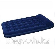 Полуторный надувной матрас со встроенным ножным насосом, Bestway 67225, фото 3