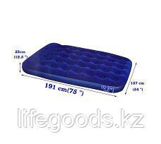 Полуторный надувной матрас со встроенным ножным насосом, Bestway 67225, фото 2