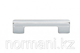 Ручка-скоба 288-256 мм, отделка хром матовый лакированный