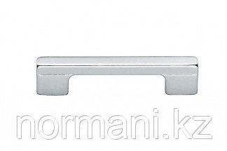 Ручка-скоба 32 мм, отделка хром матовый лакированный