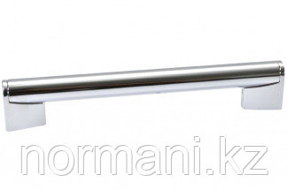 Ручка-скоба 256 мм, отделка хром глянец