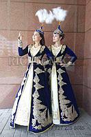 Пошив казахской одежды в Алматы