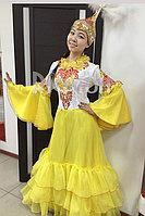 Пошив казахских платьев  для коллективов от Richton студии.