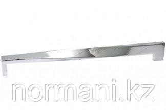 Ручка-скоба 280 мм, отделка хром глянец