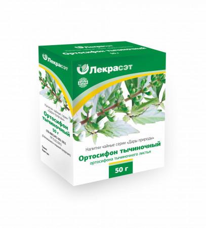 Ортосифон тычиночный, листья, 50гр