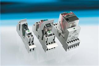 Реле промежуточное, напряжения, контроля (ABB, Schneider Electric и др.)