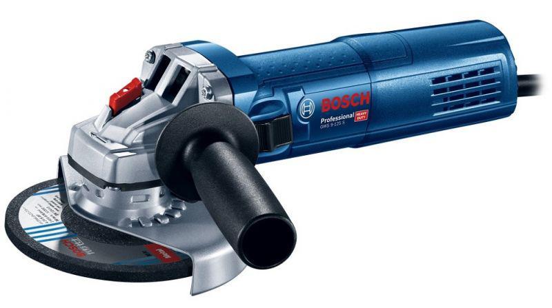 Болгарка Bosch GWS 9-125 S (№ 0601396102)