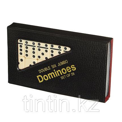 """Домино """"Классика"""" - 17.5 х 11.5 см, фото 2"""