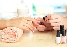 РУКИ НОГИ: маникюр, педикюр, дизайн ногтей