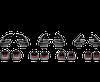Гелевых ушных вкладышей Jabra Evolve 75e Acc. Pack (14101-69)
