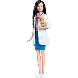 """Barbie """"Кем быть?"""" Кукла Барби - Ветеринар"""