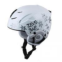 Шлем ZEVS MS-85, белый