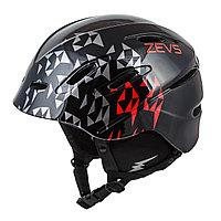 Шлем ZEVS MS-90, черный