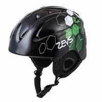 Шлем ZEVS, BIWEC MS-86, черный