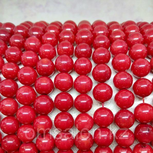Коралл красный, 8 мм
