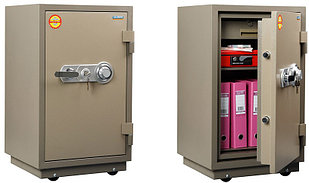 Огнестойкий сейф VALBERG FRS–80 CL  ( 811x485x451 мм)