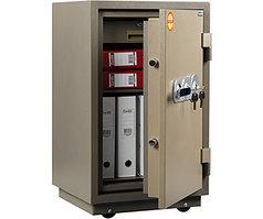 Огнестойкий сейф VALBERG FRS–80 KL  (811x485x451 мм)