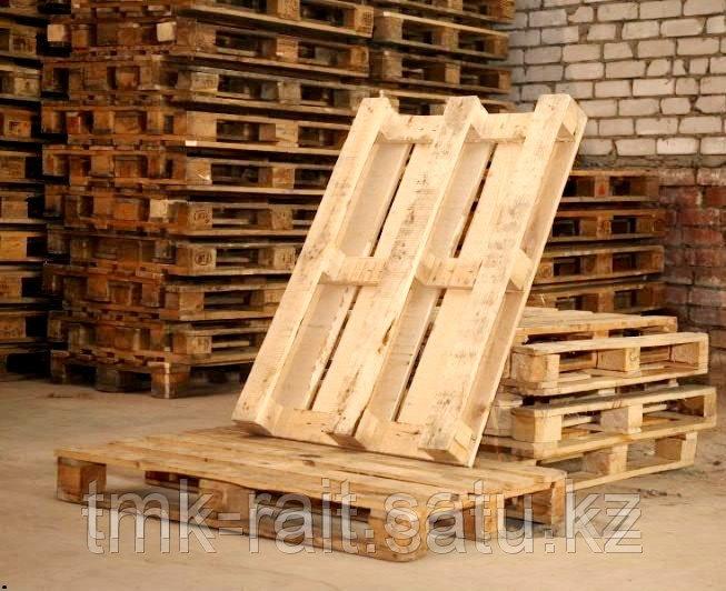 Товарные  деревянные палеты