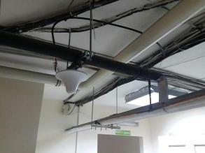 """Усиление сотовых операторов Beeline, Kcell, Activ в цокольном помещении торгового центра """"Алма"""""""