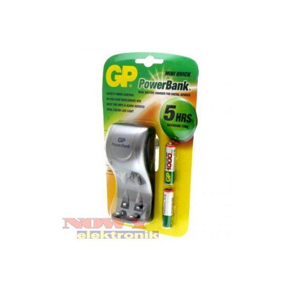 Зарядное устройство GP PB25GS100-UE2   5 часов