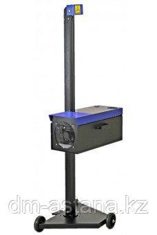 Оптико-механический прибор для проверки и регулировки света фар, WERTHER (Италия)