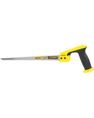 Ножовка выкружная (пила) STAYER COMPASS 300 мм, 11 TPI, фото 2