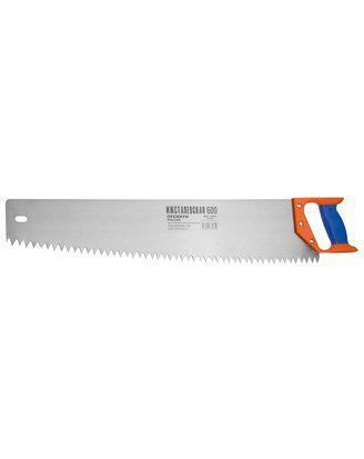 Ножовка ИЖ по дереву с двухкомпонентной пластиковой рукояткой, шаг 12мм, 600мм, фото 2