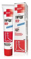 ГИРУДОВЕН-комплит  Гель для улучшения кровообращения, снятия отечности и усталости ног.