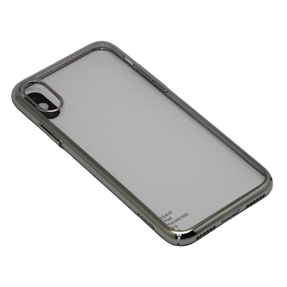 Чехол Benks Magic Pure Серебро Apple iPhone X, 10