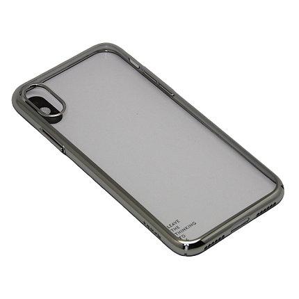 Чехол Benks Magic Pure Серебро Apple iPhone X, 10, фото 2