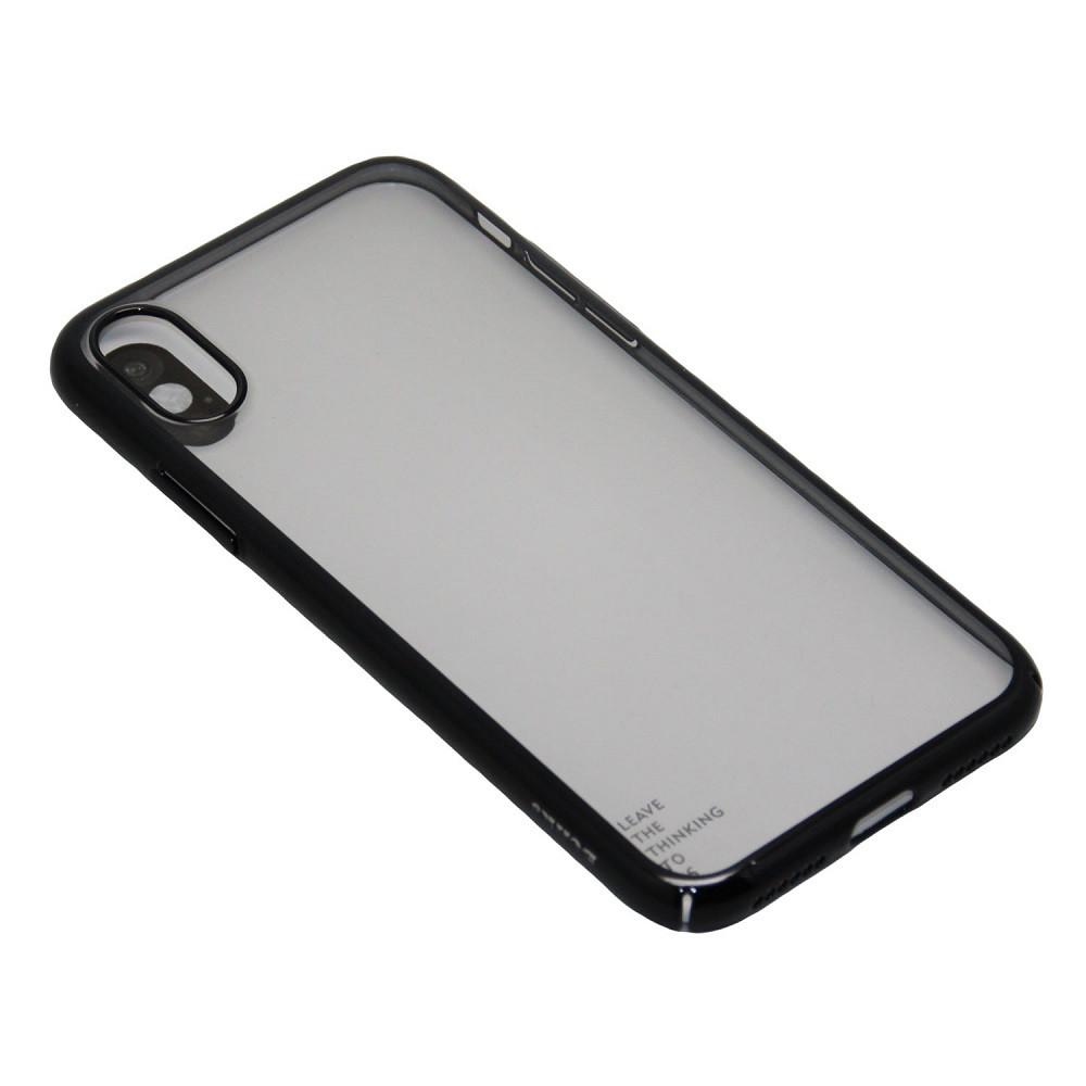 Чехол Benks Magic Pure Чёрный Apple iPhone X, 10