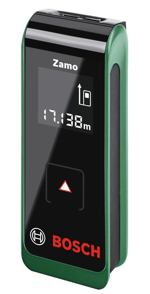 Лазерный дальномер Bosch Zamo II (№ 0603672620)