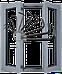 Регулировка пластиковых окон дверей и перегородок, фото 2