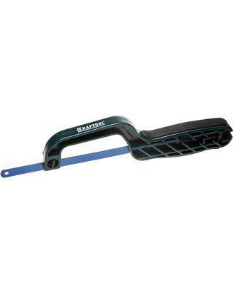 Kompakt ножовка-ручка по металлу, KRAFTOOL, фото 2