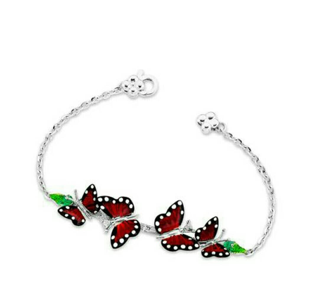 """Браслет """"Monarch Batterfly"""" от Roberto Bravo"""