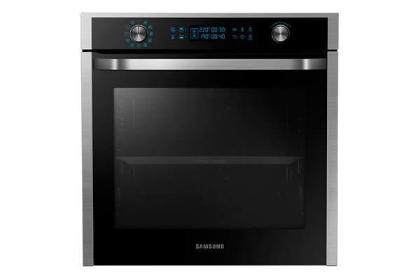 Встраиваемый духовой шкаф Samsung NV-75J5540RS черный