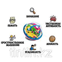 3D шар-лабиринт головоломка Magical Intellect Ball 138 шагов, фото 3