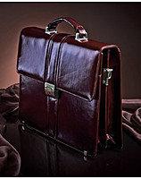 Мужские кожаные сумки (портфели)